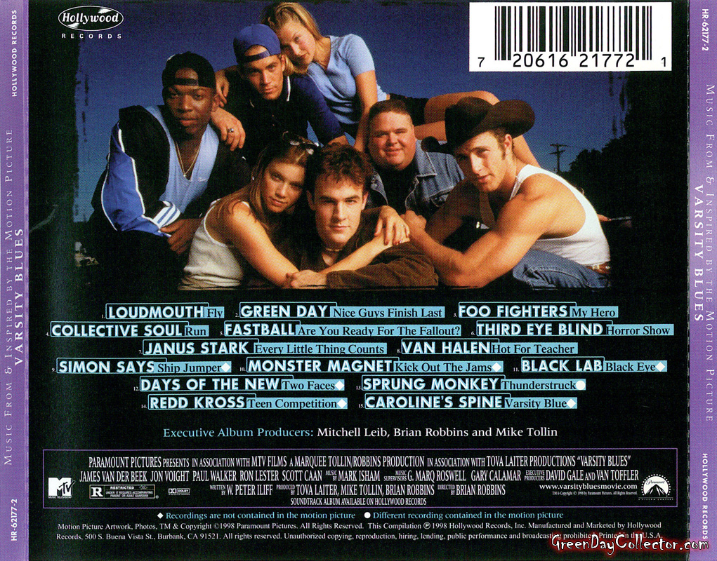 Sure VARSITY BLUES delivers an incisive look at the insane pressures and the sheer callousness which surround sports Even more specifically it offers a peek at how